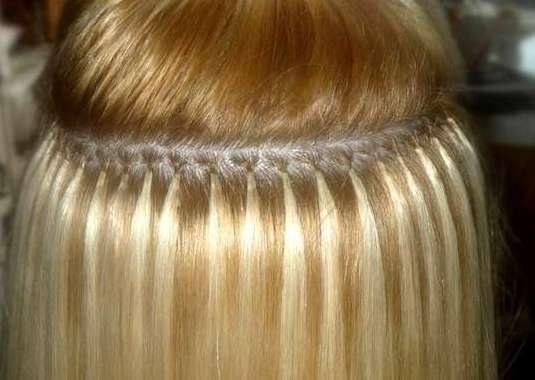 Как сделать капсулы для наращивания волос